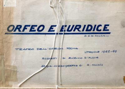 Orfeo e Euridice 1979